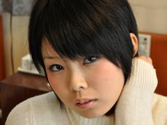 ハメ撮りシリーズ~黒髪ショートヘアのお姉さん