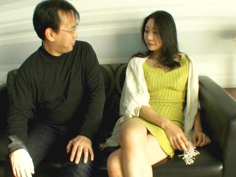 とても綺麗な人妻さんとガチンコファックみほ 無修正画像01