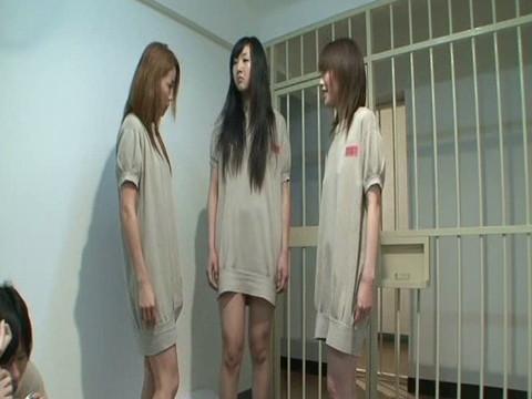 女は恐ろしい・・・絶望の刑務所 Part1 無修正画像05