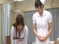 淫乱女医とナースのインポ強制治療中出しクリニック その4